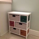 Kids White Night Stand End Table Traditional Style and Function Captured in This 6 Six Drawer Table.